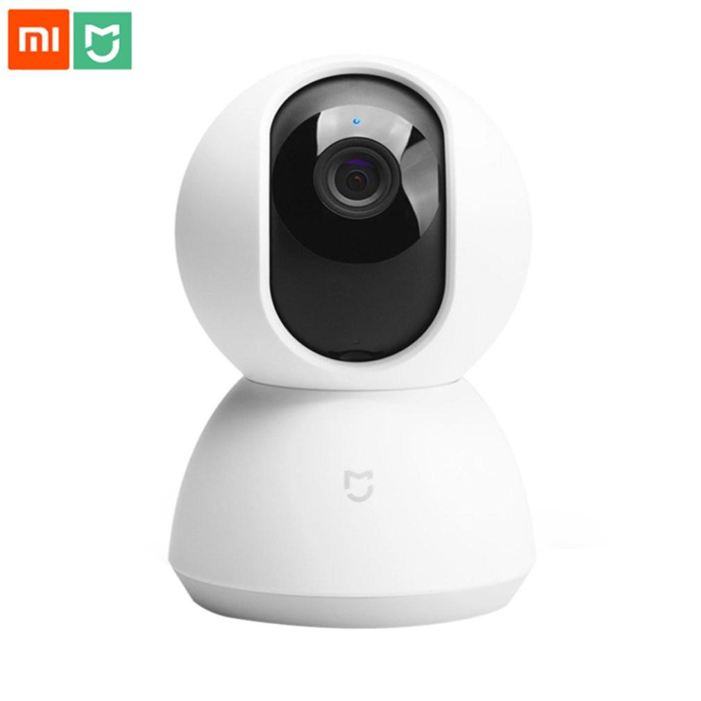 Original Xiaomi Mijia 1080P WIFI caméra intelligente IP Webcam caméscope 360 Angle panoramique sans fil Vision nocturne AI mouvement amélioré