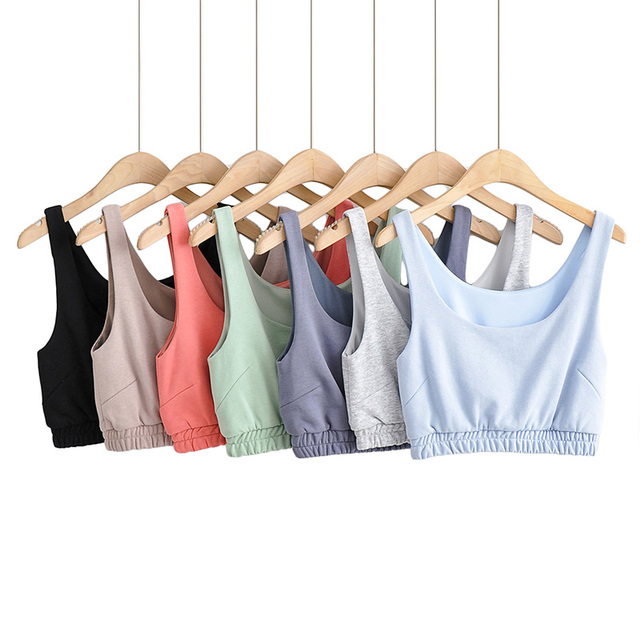 Fashion Tracksuit Womens Clothing Two Peice Set Outfits Sexy Sleeveless Crop Tops Loose Streetwear Elasitc Waist Jogger Pants 2