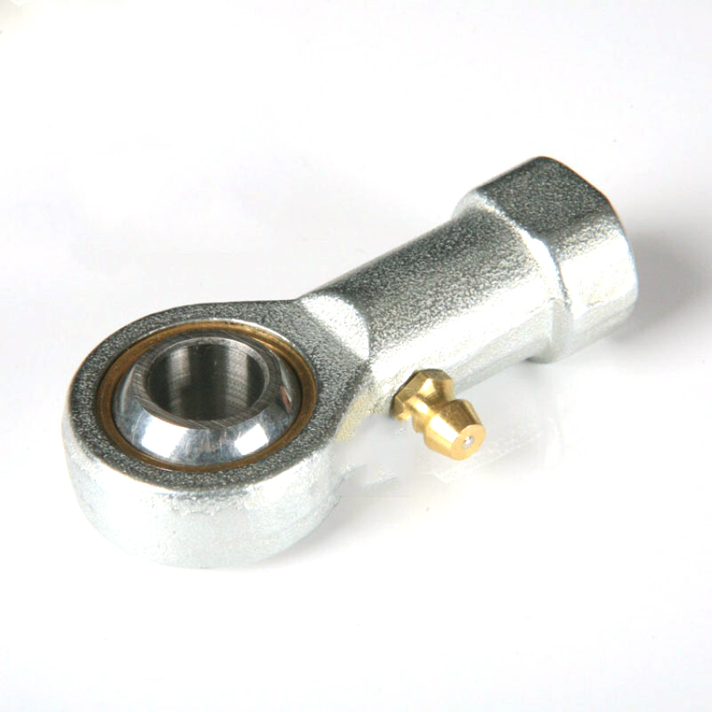 Freeshipping PHS 5mm To 10mm Ball Joint Bearing Right Hand Fisheye Female Thread  Threaded Rod End Bearing