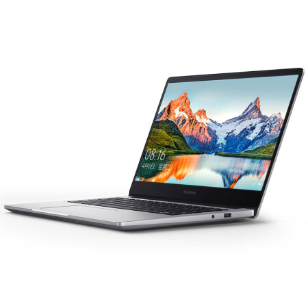 Original Xiaomi RedmiBook Laptop 14.0 Inch Intel Core I3-8145U Intel UHD Graphics 620 4G DDR4 256G SSD Ultra-Thin Notebook