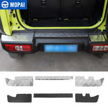 Decoration-Cover MOPAI JB74 Suzuki Jimny Guard Accessories Rear-Bumper-Panel Styling-Moudings