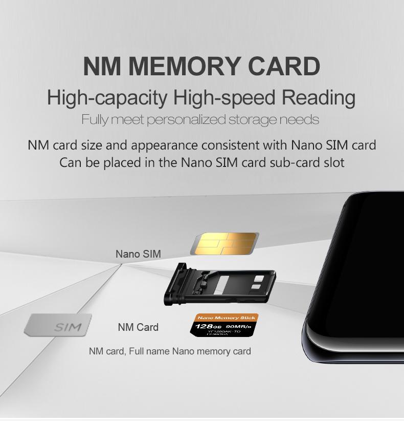 UTHAI J39 NM 90 MB/S 128GB Nano tarjeta de memoria 1