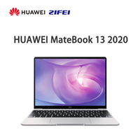 HUAWEI MateBook 13 2020 13 inch laptop i7 10510U 16GB 512GB 2K touch screen Windows version thin and light notebook