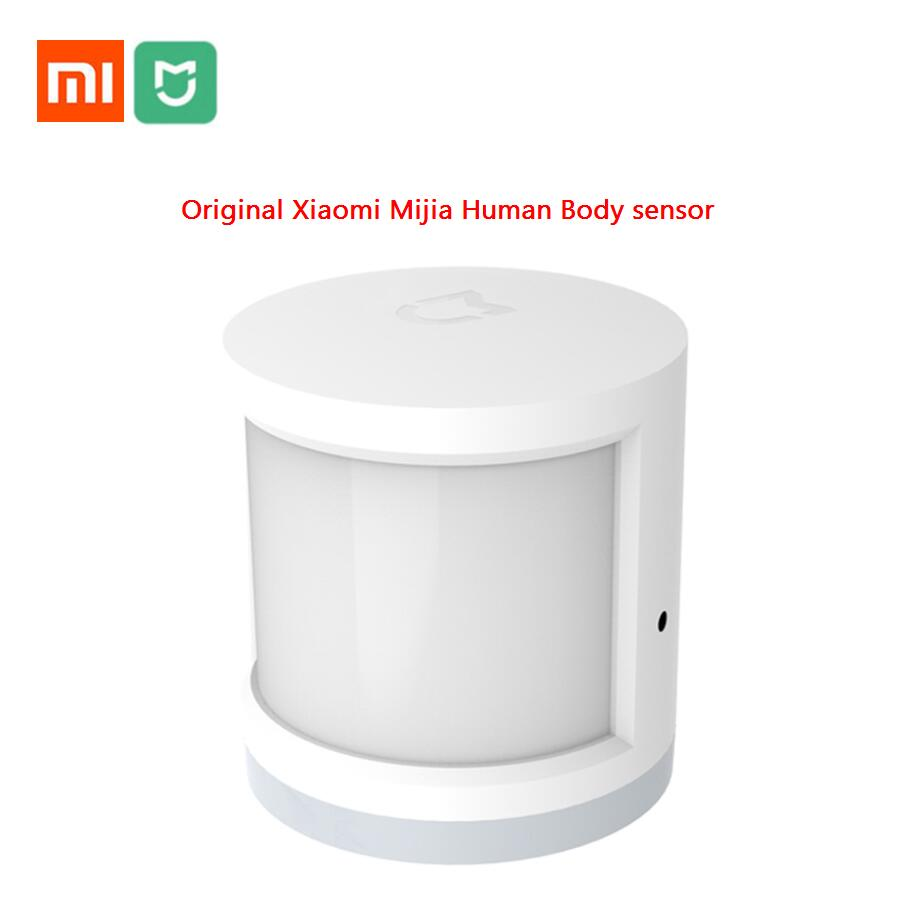 Original Xiaomi Human Body Sensor Or Aqara Holder Stand Bracket 360 Degree Free Rotation Motion Sensor Base Optional