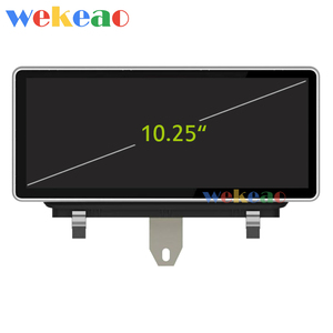 """Image 4 - Wekeao 10.25"""" Touch Screen Android 10.0 Car Dvd Multimedia Player For Audi Q3 Car Radio Automotivo Auto GPS Stereo 4G 2013 2018"""