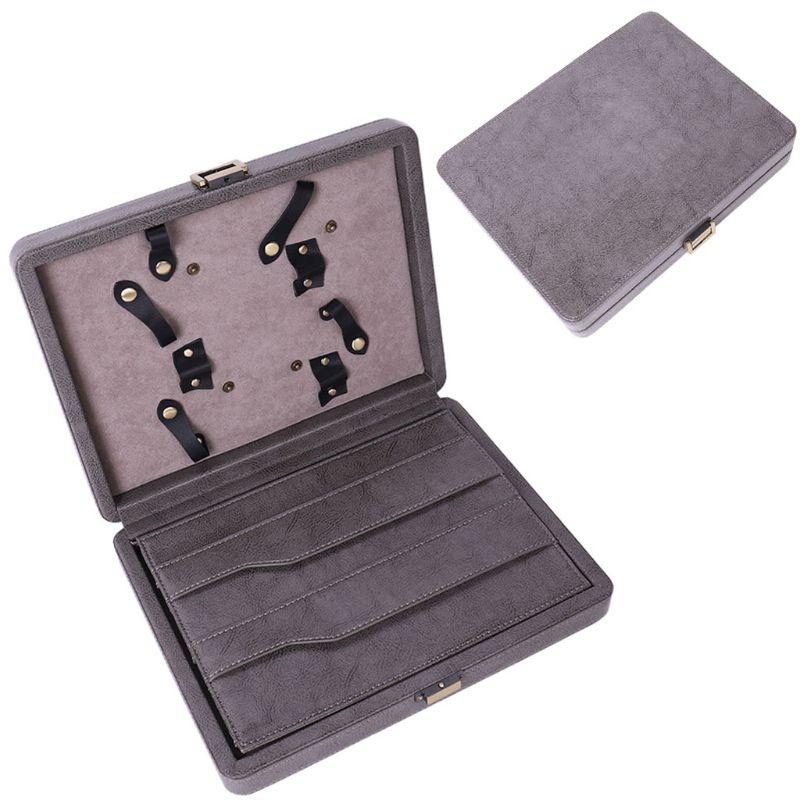 Hair Stylist Pocket Scissors Clips Barber Pouch Bag Storage Case Salon Tool 094E