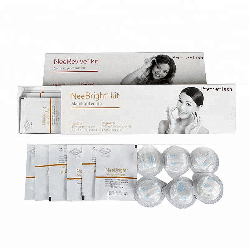 Top Quality Facial Machine using Kit Acne Treatment Kit Nee Bright/whitening and Anti-aging Kit/Nee Revive/Nee Bright