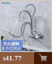 H7b0ad06d8be1400dbc7610815a470b17S Newly Arrived Pull Out Kitchen Faucet Rose Gold and White Sink Mixer Tap 360 Degree Rotation Kitchen Mixer Taps Kitchen Tap