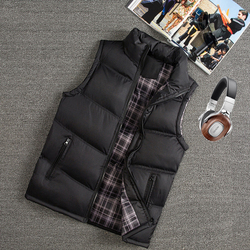 Vest Men New Stylish 2020 Autumn Winter Warm Sleeveless Vest Jacket Men Slim Fit Vest Casual Coats Mens Waistcoat West Mannen 88