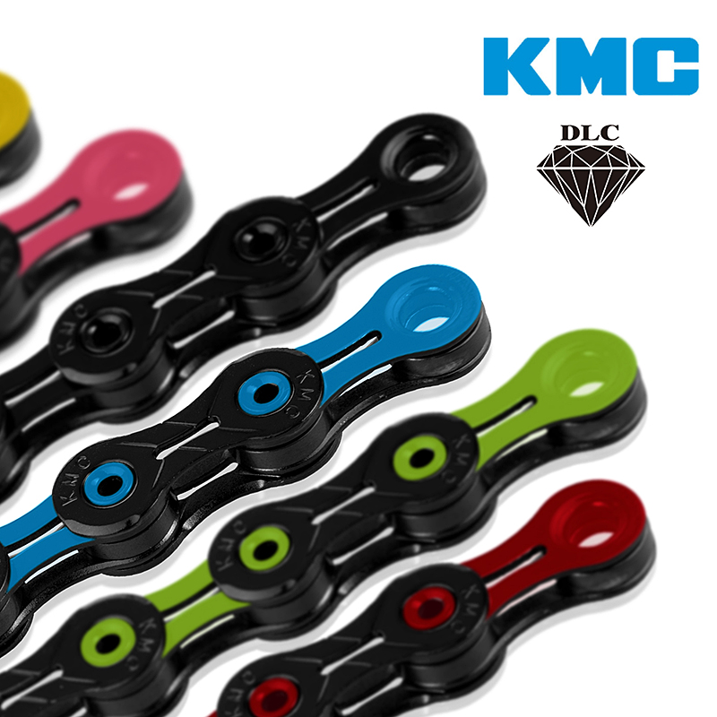 KMC X11SL DLC 11 Speed Road Bike Bicycle Chain for SRAM Shimano Campy Flowery