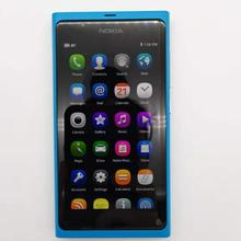 Nokia N9 N9-00 gps wifi 3g GSM 8 Мп камера 16 Гб rom 1 Гб ram разблокированный n9 телефон
