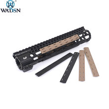 Wadsn Airsoft BCM M-Lok Panel Kit (5 Pcs) taktis Softair Polimer Rail Set Pelindung Senjata Berburu Aksesoris(China)