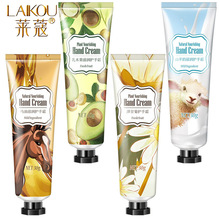 LAIKOU Brand 30ml Hand Cream Set Moisturizing Hydra Moisturizing Hand