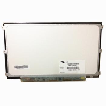 "Free Shipping LTN125AT03 LP125WH2-SLB1 12.5"" 40 pin left+right ears screw holes WXGA + 1366*768 Laptop screen panel"