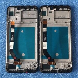 """Image 5 - 6.26 """"orijinal Axisinternational ASUS ZenFone Max için M2 ZB633KL X01AD LCD ekran + dokunmatik Panel sayısallaştırıcı çerçeve ekran lcd"""