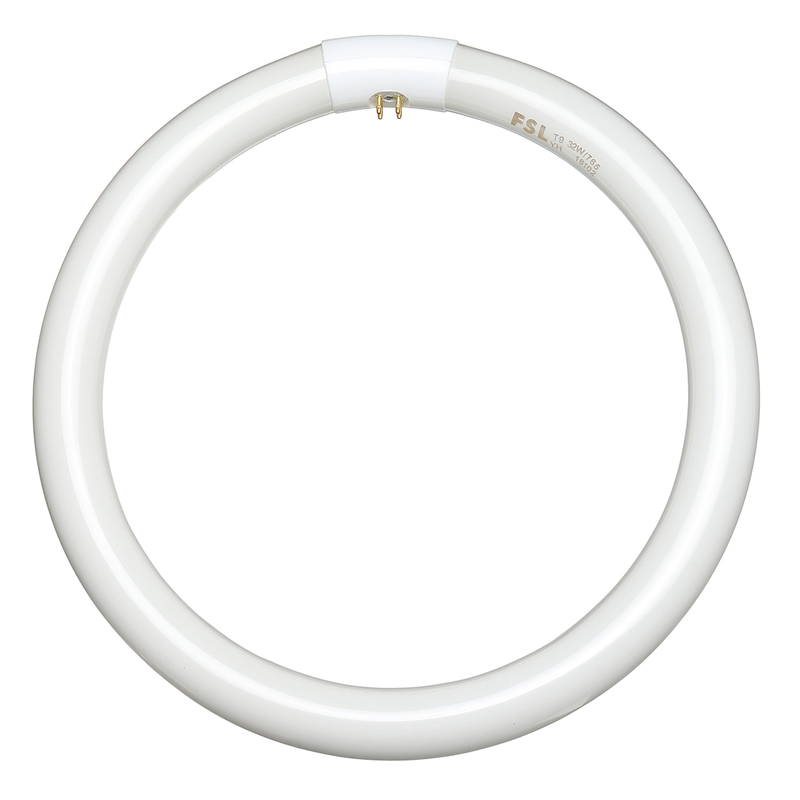 22W 32W Round Fluorescent Lamp Circular Blub Lamp T9 Ring Tubes Light Replacement Of Fluorescent Daylight Light Lamp Dropship