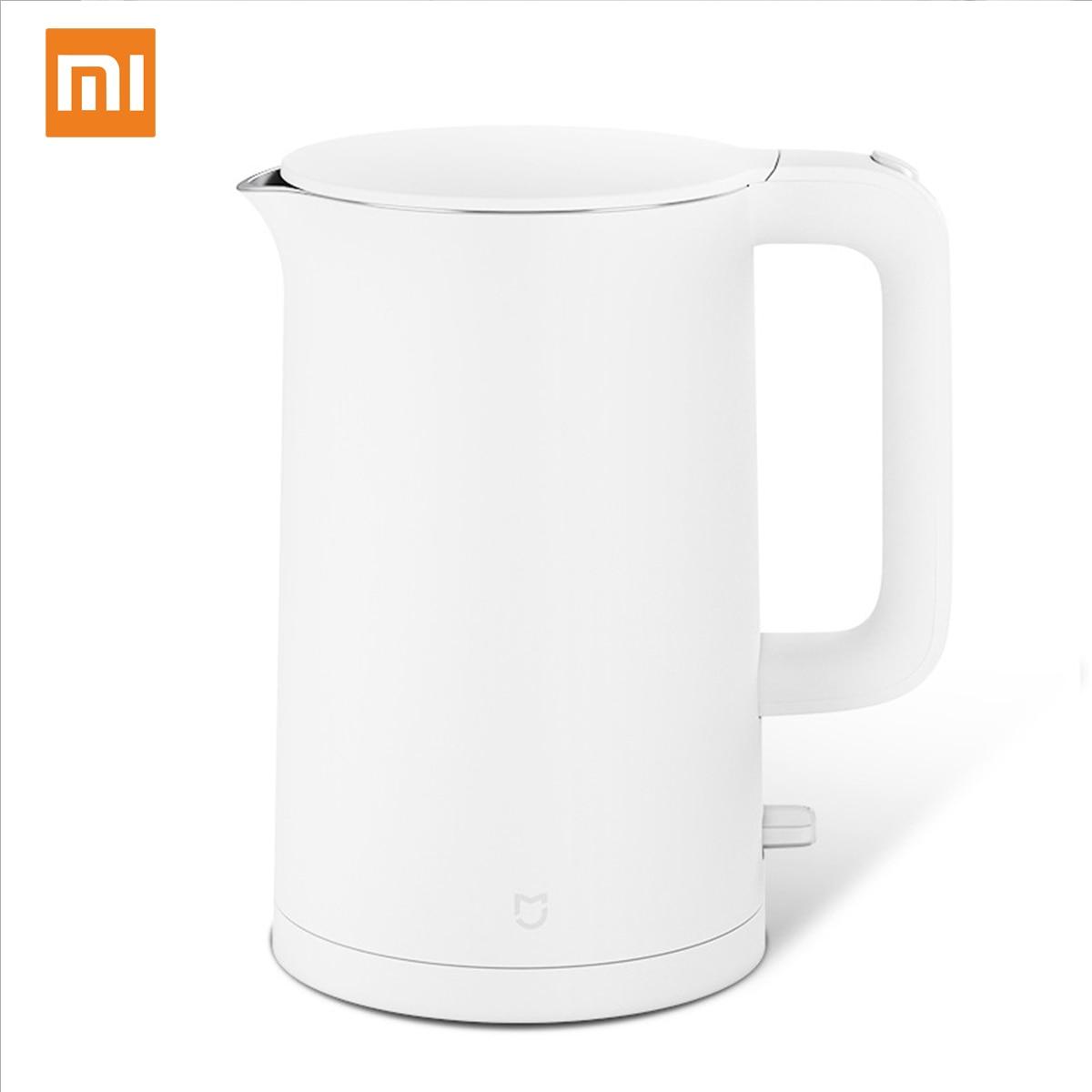 Электрический водонагреватель XIAOMI емкостью 1800 л мощностью Вт, ручной чайник, чайник для кофе, чайник с автоматическим отключением питания