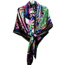 Роскошный 70% кашемир 30% шелковый шарф женский модный тонкий