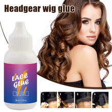 38ml Lace Wig Seamless Glue Waterproof Hair Tool Wig Adhesive Glue Invisible Adhesive FRE-Drop