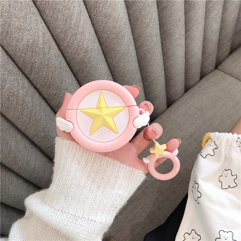 3D Star Case for Airpods Pro 20