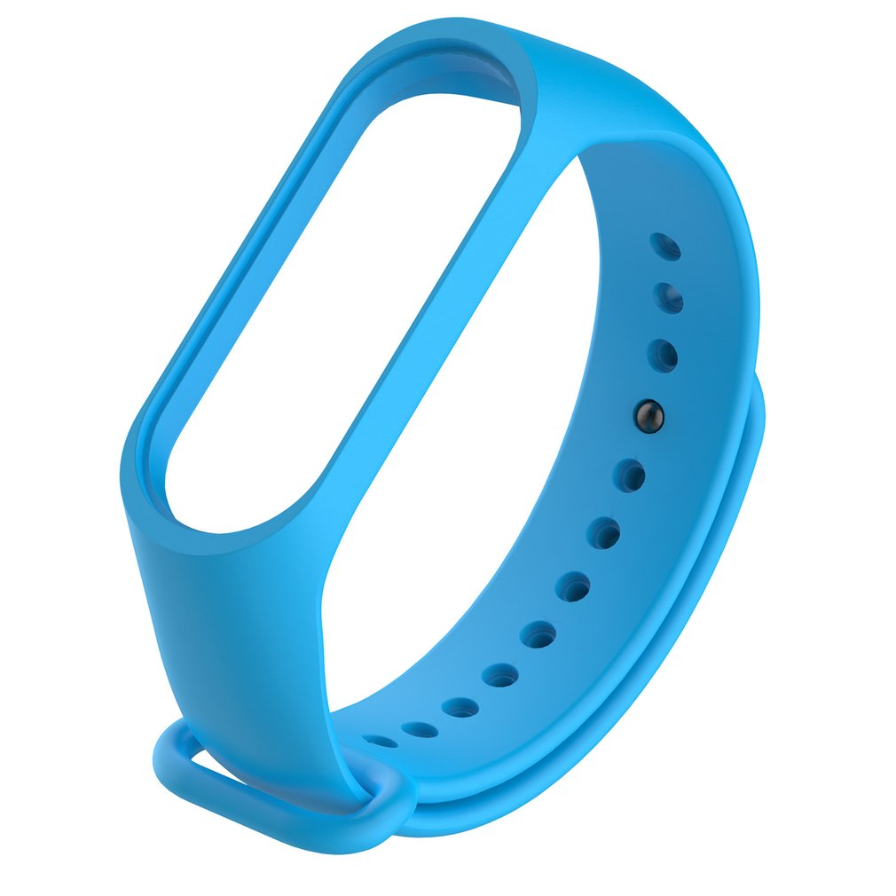 Colorful mi band 4 accessories pulseira miband 4 strap replacement silicone Wriststrap for xiaomi mi4 smart bracelet Wristband 2
