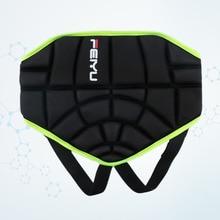 Shorts Protective Hockey Skating Hip-Pad Ski-Snowboard-Roller for Soc Lightweight Kids