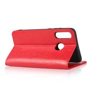 Image 4 - Natuurlijke Lederen Skin Flip Wallet Boek Telefoon Case Op Voor Huawei Honor 20 S 20 S Honor20s 2019 Global MAR LX1H 4/6 128 Gb