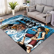 One Piece Shaggy Fluffy Anti-Skid Area Floor Mat 3D Rug Non-slip Mat Dining Room Living Room Soft Child Bedroom Mat Carpet 04