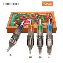 10/20/50/100pcs Cartridge Tattoo Needle RL RS RM M1 Disposable Sterilized Tattoo Needles for Tattoo Pen Machine Tattoo Needles