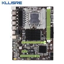 Kllisre X58 LGA 1366 motherboard unterstützung REG ECC server speicher und xeon prozessor