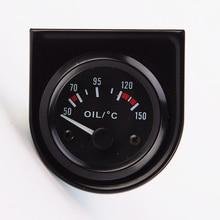 Универсальный Электрический цифровой индикатор температуры масла автомобиля мотоцикла