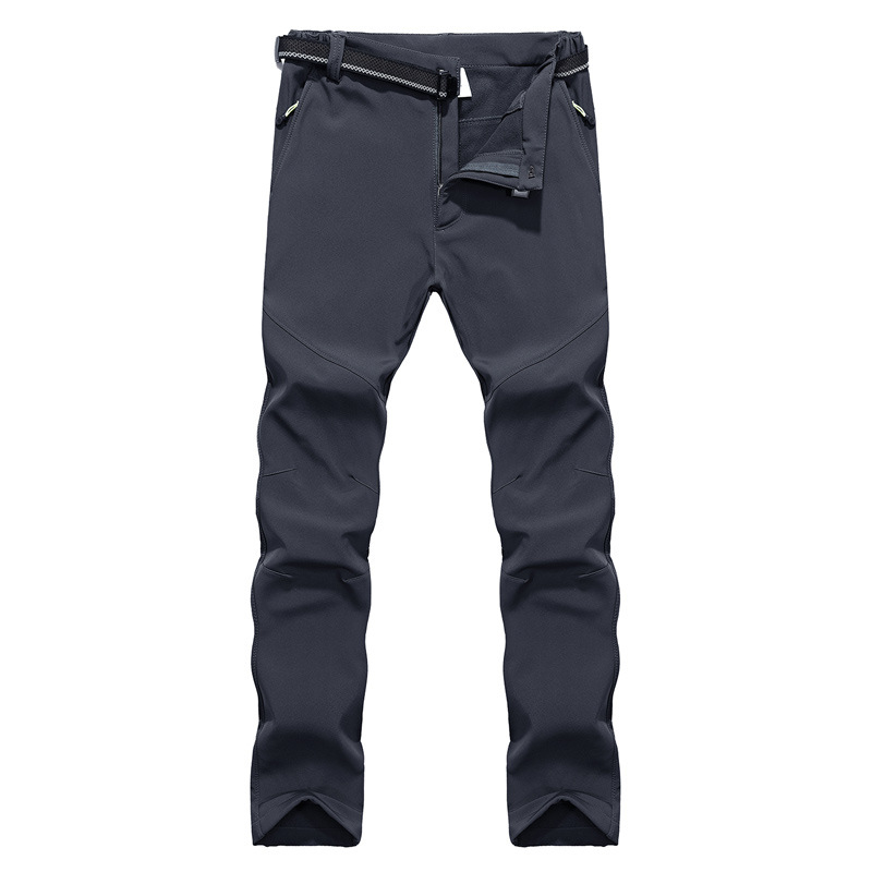 Outdoor Sports Pants Men And Women Households Breathable Charge Mountain Climbing Gymnastic Pants Thick Jersey