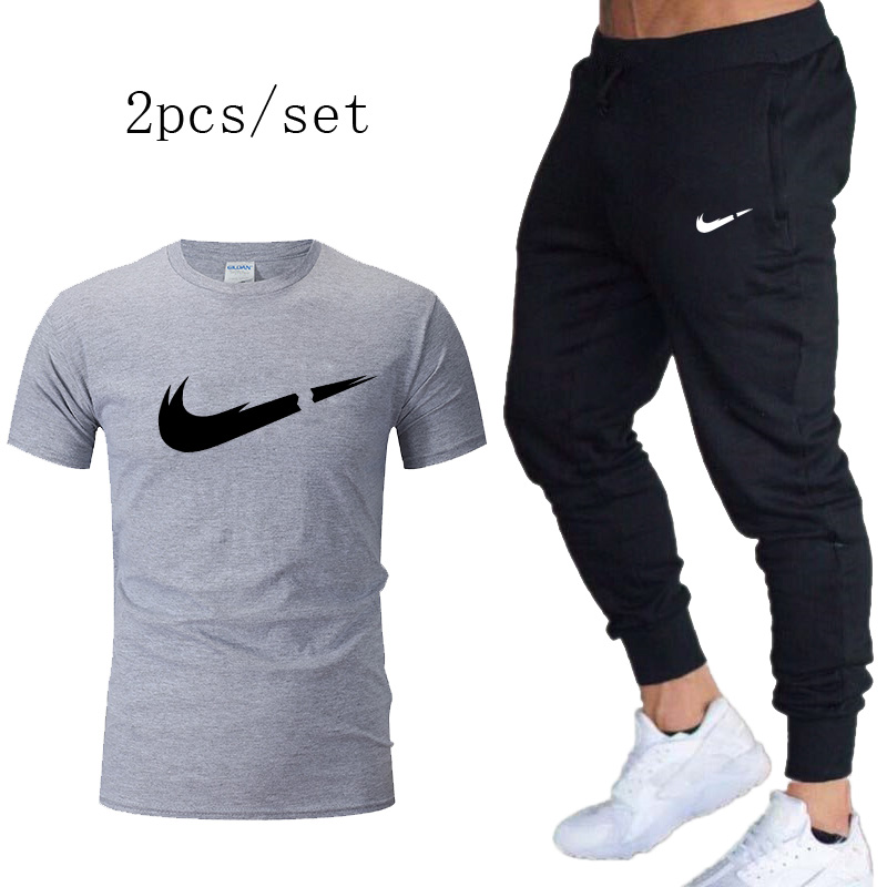 2019 Autumn Sport Suit Men Quick Dry Sports Suits Tracksuits Jogging Fitness Training Tracksuit Mens Fitness Running Suits Set