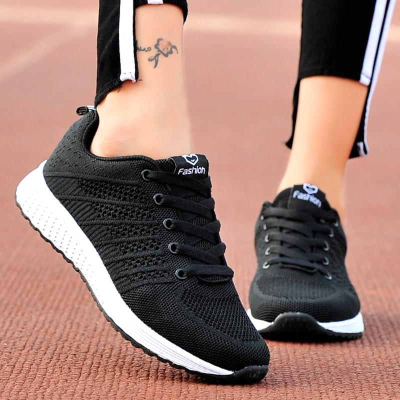 Trend Tennis Shoes Women Breathable