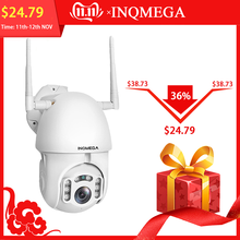 Inqmega Kamera Ip 1080P Kamera Nirkabel Wifi Auto Tracking Speed Dome Kamera CCTV Pengawasan Keamanan Kamera Tahan Air(China)