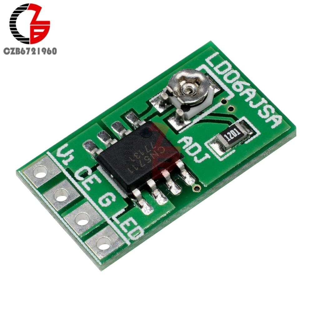 DC 2.V-6V LED Driver Module 30-1500mA Constant Current 3.3V 3.7V 5V PWM Control Board TTL COMS For ARM AVR LED Strip Light