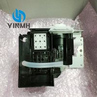 1pcs DX5 print head ink pump system ink cleaning assembly Capping Station for Mutoh VJ1604 Inkjet Printer