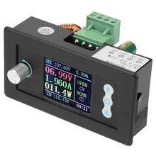 Dps3510 150W Step-Down Power Supply Module Lcd Display Constant Buck Converter 5pcs rd dps5015 color lcd voltmeter step down programmable power constant voltage current supply module buck converter ammeter