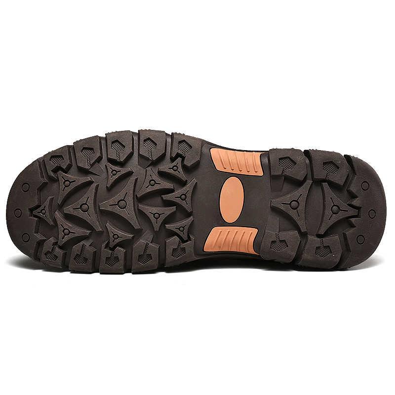 ของแท้รองเท้าหนังผู้ชายรองเท้าสบายๆรองเท้ารองเท้าบุรุษรองเท้ารองเท้าหรูรองเท้าขนาดใหญ่