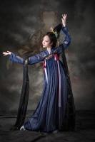 Original Hanfu Hanfu Female Bianhua Qiqi Chest Skirt Red Hanfu Spring and Autumn Models