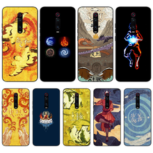 BaweiTE Avatar the Last Airbender Phone Case Cover For Redmi K20 Note4 4X 5 5A 6 6PRO 7 8 8PRO Cover(China)