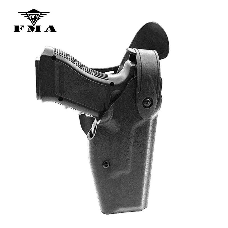 FMA Taktische Safariland Glock Pistole Holster Airsoft Gun Holster Jagd Zubehör Für Gürtel Glock 17 19 22 23 31 32