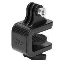 오토바이 스케이트 보드 핸들 바 GoPro 용 클램프 마운트 브래킷 홀더 회전