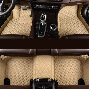 Image 4 - kalaisike Custom car floor mats for Jeep All Models Grand Cherokee renegade compass Commander Cherokee car styling accessories