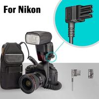 AODELAN External Flash Battery Pack Battery Power Bank for Nikon SB 5000, SB 900, SB 910 .Replace Nikon SD 9 (12 AA Batteries)
