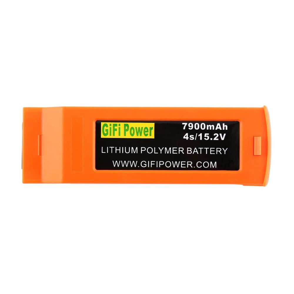 15.2V 7900mAh LiPo Battery Rechargable Battery For Yuneec H520 RC FPV Drone