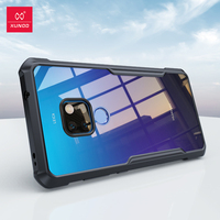 Xundd - Funda para Huawei Mate 20 Pro, Funda protectora transparente para Huawei Mate 20 Pro, funda a prueba de golpes XUNDD, para Huawei Mate20 Pro