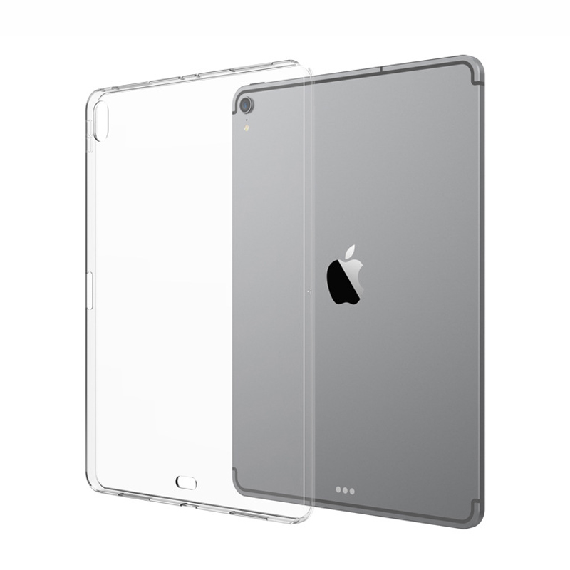 Case For IPad Pro 11 12.9 Inch 2020 TPU Transparent Silicone Shockproof Cover For Ipad 10.2 Air 3 10.5 2017 Mini 5 4 Back Case