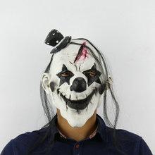 Horror Halloween Mask Latex Devil Clown Full Party