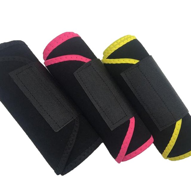 Adjustable Waist Trimmer Belt Wrap Tummy Stomach Weight Loss Fat Slimming Exercise Belly Body Beauty Waist Support